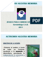 ACTIVA TU MEMORIA 2011