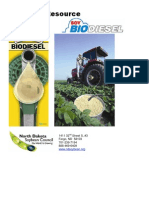 Northdakota Biodiesel Guidebook