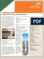 Long Products HISTAR A913 Grade 50 and Grade 65 Broch2010 v1