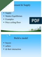 BEC-DOMS PPT on  Demand &Supply