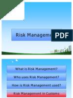 Bec-doms Ppt on Risk Management