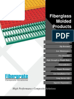Fibergate Molded Grating