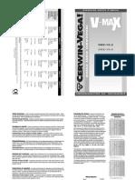 VMAX Sub Manual