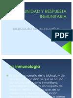 Inmunidad y Respuesta aria