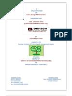 Jitendra Project Report