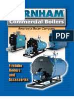 Firetube Boilers & Accessories Catalog