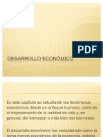 Desarrollo económico