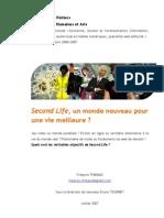 Second Life Memoire Francois Thibaud