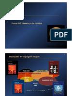 Pharma - Marketing to the Individual 2005