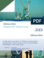 Offshore Wind Presentation
