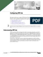 Cisco Vrf Config Guide