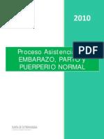 Embarazo Parto Puerperio Badajoz