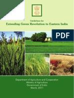 Green Revolution East India
