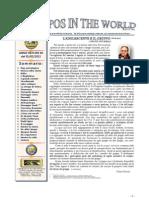 Andropos in the World Febbraio1 rivista di Salerno diretta da Franco Pastore