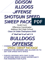 speed sweep package