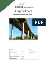 projet pont 3IT2
