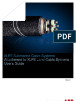 XLPE Submarine Cable Systems 2GM5007 Rev 5