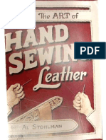 Stohlman - The Art of Hand Sewing Leather - 1977