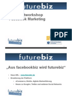 Slides Workshop - Facebook Marketing Kompakt