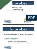 Slides Workshop - Facebook Marketing Kompakt