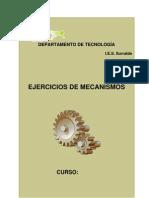 Ejercicios Mecanismos