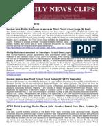 Fri., Feb. 24 News Summary