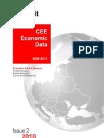 CEE Economic Data 2010-2