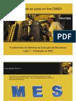 Com001 Licao 1 Material Impresso