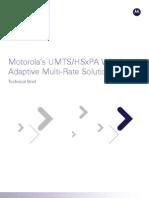 AMR Wideband Motorola