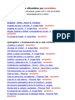 81701472 Scribd Biblioteca Escatolico Enero 2012