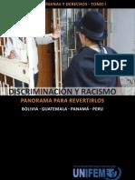 DISCRIMINACION Y RACISMO