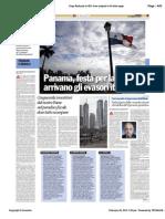 """Panama, """"fiesta"""" per i capitali in fuga dall'Italia. Parla il """"guru"""" delle società off-shore"""