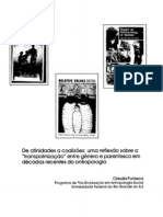 Claudia Fonseca - de afinidades e coalizões