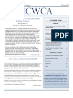 8.5x11ecwca Newsletter Winter 2012