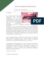 HPV no tratamento odontológico