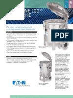 Proline 100™ Series He | Bag Filter Housing | Eaton Corporation