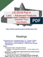CS 223-B L5a Advanced Features