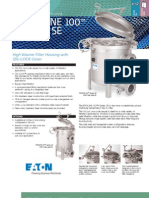 Proline 100™ Series Se | Bag Filter Housing | Eaton Corporation