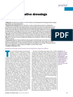 Are Postoperative Dressings Necessary