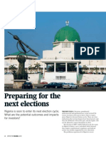 Invest in Nigeria 2010 - Preparing for the Next Elections