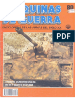 Mdg 080 Artilleria Autopropulsada de la Segunda Guerra Mundial