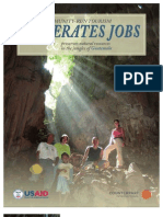 Community-run tourism generates jobs & preserves natural resources in the Jungles of Guatemala