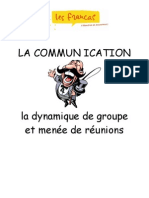 Document Communication Dynamique de Groupe