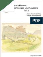 Ursula Heuser Dahn Aquarelle