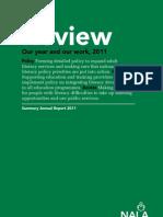 NALA Annual Report Web