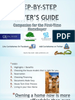 Lancaster Estates Buyers Guide