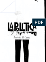 La política en México, Roderic Ai Camp