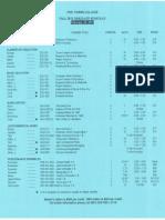 Fall 2012 Graduate Schedule