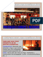 brigada incêndio