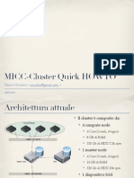 Micc-cluster Quick Howto